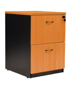 Logan 2 Drawer Vertical Filing Cabinet