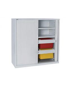 Go Tambour Cabinet 900W x 1200H