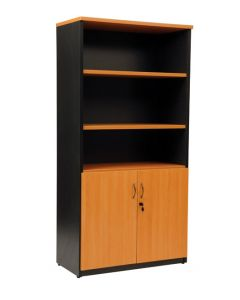 Logan Stationery Cupboard 900W x 1800H x 450D