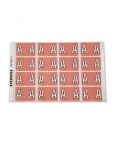 Letter A Alpha Labels