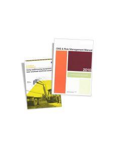 OH&S Manuals, Handbooks & Folders