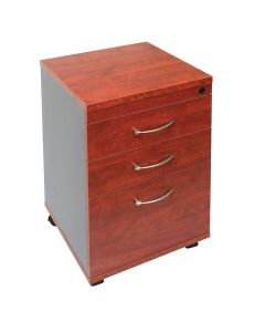 Rapid Manager 3 Drawer Mobile Pedestal