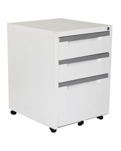 Steelco 3 Drawer Mobile Pedestal