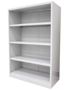 Steelco Bookcase 900W x 1320H x 400D