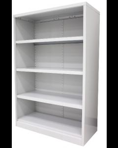 Steelco Bookcase 900W x 1320H x 400D