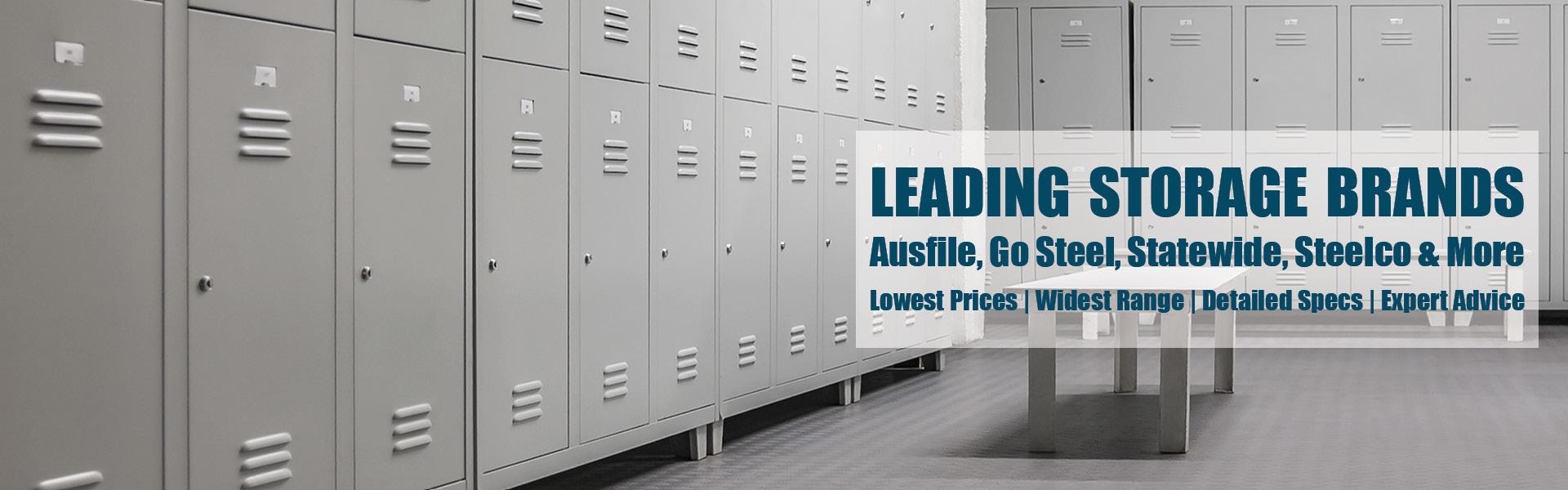 Leading Storage Brands