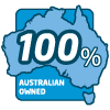 100% Australia Owned and Operated